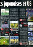 Scan of the review of Aero Fighters Assault published in the magazine Joypad 071