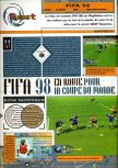Scan of the review of FIFA 98: Road to the World Cup published in the magazine Joypad 072
