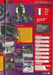 Scan of the review of 1080 Snowboarding published in the magazine Consoles + 081, page 2