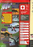 Scan of the review of 1080 Snowboarding published in the magazine Consoles + 075, page 3