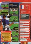 Scan of the review of International Superstar Soccer 64 published in the magazine Consoles + 067, page 3