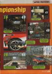 Scan of the preview of Multi Racing Championship published in the magazine Consoles + 067, page 2