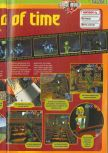 Scan of the preview of The Legend Of Zelda: Ocarina Of Time published in the magazine Consoles + 072