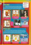 Scan of the preview of Mario Artist: Paint Studio published in the magazine Consoles + 072