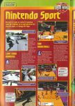 Scan of the preview of 1080 Snowboarding published in the magazine Consoles + 072