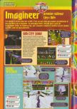 Scan of the preview of SimCity 2000 published in the magazine Consoles + 072