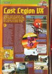 Scan of the preview of Last Legion UX published in the magazine Consoles + 072