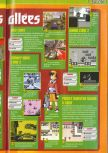 Scan of the preview of Rev Limit published in the magazine Consoles + 072