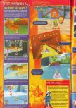 Scan of the review of Diddy Kong Racing published in the magazine Consoles + 072, page 3