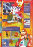 Scan of the review of Diddy Kong Racing published in the magazine Consoles + 072, page 4