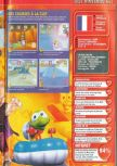 Scan of the review of Diddy Kong Racing published in the magazine Consoles + 072, page 6
