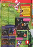 Scan of the review of Yoshi's Story published in the magazine Consoles + 073, page 3