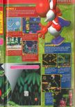 Scan of the review of Yoshi's Story published in the magazine Consoles + 073, page 4
