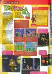 Scan of the review of Yoshi's Story published in the magazine Consoles + 073, page 5