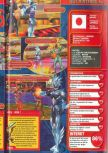 Scan of the review of Dual Heroes published in the magazine Consoles + 073