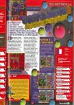 Scan of the review of Bust-A-Move 2: Arcade Edition published in the magazine Consoles + 077, page 1
