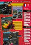 Scan of the review of NASCAR '99 published in the magazine Consoles + 082