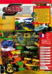 Scan of the review of S.C.A.R.S. published in the magazine Consoles + 082