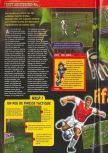 Scan of the review of FIFA 99 published in the magazine Consoles + 086