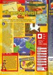 Scan of the review of Chameleon Twist 2 published in the magazine Consoles + 086