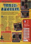 Scan of the review of Magical Tetris Challenge published in the magazine Consoles + 093
