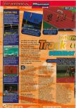 Scan of the review of International Track & Field 2000 published in the magazine Consoles + 101