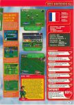 Scan of the review of International Superstar Soccer 2000 published in the magazine Consoles + 104, page 2