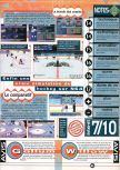 Scan of the review of NHL Breakaway 98 published in the magazine Joypad 073, page 2