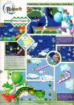 Scan of the review of Yoshi's Story published in the magazine Joypad 075