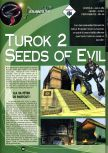 Scan of the article Joypad E3 1998 published in the magazine Joypad 077, page 6