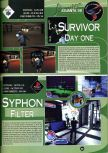 Scan of the article Joypad E3 1998 published in the magazine Joypad 077, page 8