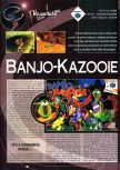 Scan of the article Joypad E3 1998 published in the magazine Joypad 077, page 12