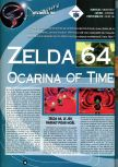 Scan of the article Joypad E3 1998 published in the magazine Joypad 077, page 21
