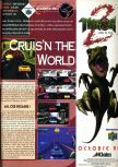 Scan of the article Joypad E3 1998 published in the magazine Joypad 077, page 28