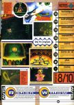Scan of the review of Banjo-Kazooie published in the magazine Joypad 078