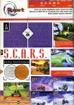 Scan of the review of S.C.A.R.S. published in the magazine Joypad 081