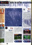 Scan of the review of Bust-A-Move 3 DX published in the magazine Joypad 081