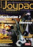 Scan de la couverture du magazine Joypad  094