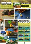 Scan of the review of Extreme-G published in the magazine Joypad 068