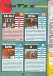 Scan of the review of Bust-A-Move 2: Arcade Edition published in the magazine Player One 087, page 1