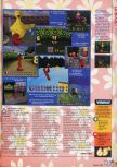 Scan of the review of Elmo's Number Journey published in the magazine X64 26, page 2