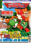 Cover scan of magazine Super Power  038