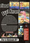 Scan of the preview of Dual Heroes published in the magazine Super Power 045