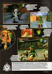 Scan of the preview of The Legend Of Zelda: Ocarina Of Time published in the magazine Super Power 046