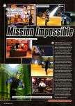 Scan of the preview of Mission: Impossible published in the magazine Super Power 047