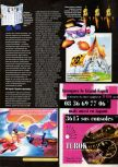 Scan of the preview of Tonic Trouble published in the magazine Super Power 047