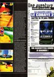 Scan of the article E3 : Les plus beaux jeux sont sur Nintendo 64 published in the magazine Super Power 047, page 14