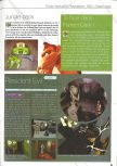 Scan of the preview of Perfect Dark published in the magazine Consoles News 37
