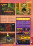 Scan of the review of Banjo-Tooie published in the magazine Actu & Soluces 64 04