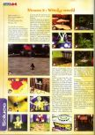 Scan of the walkthrough of  published in the magazine Actu & Soluces 64 04, page 9